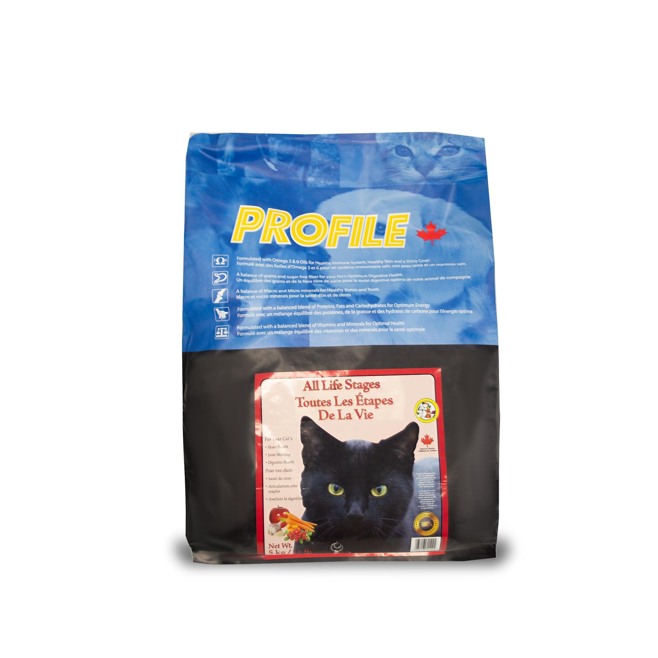 Profile All Life Stages Chicken Dry Cat Food, 5-kg