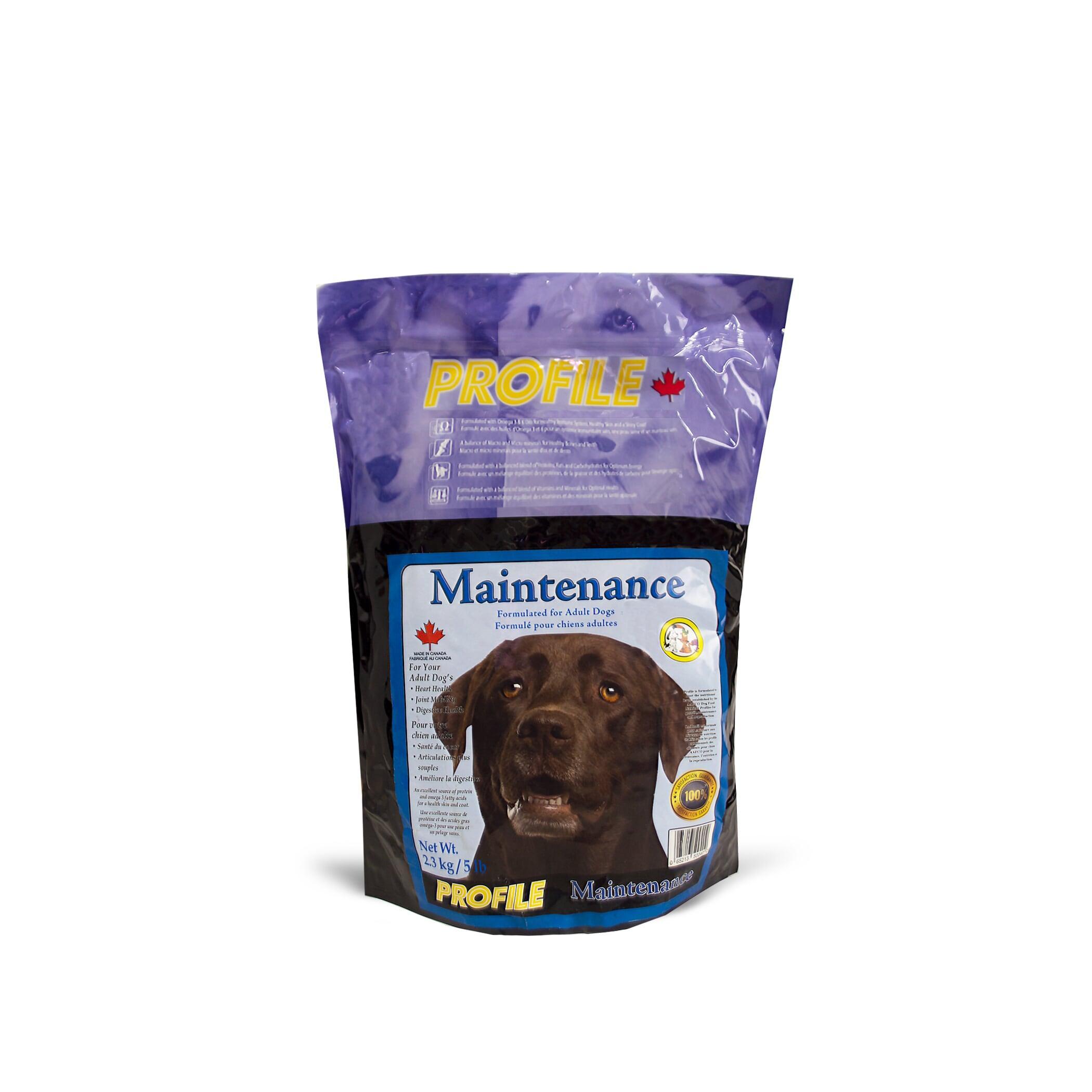 Profile Maintenance Dry Dog Food, 2.3-kg
