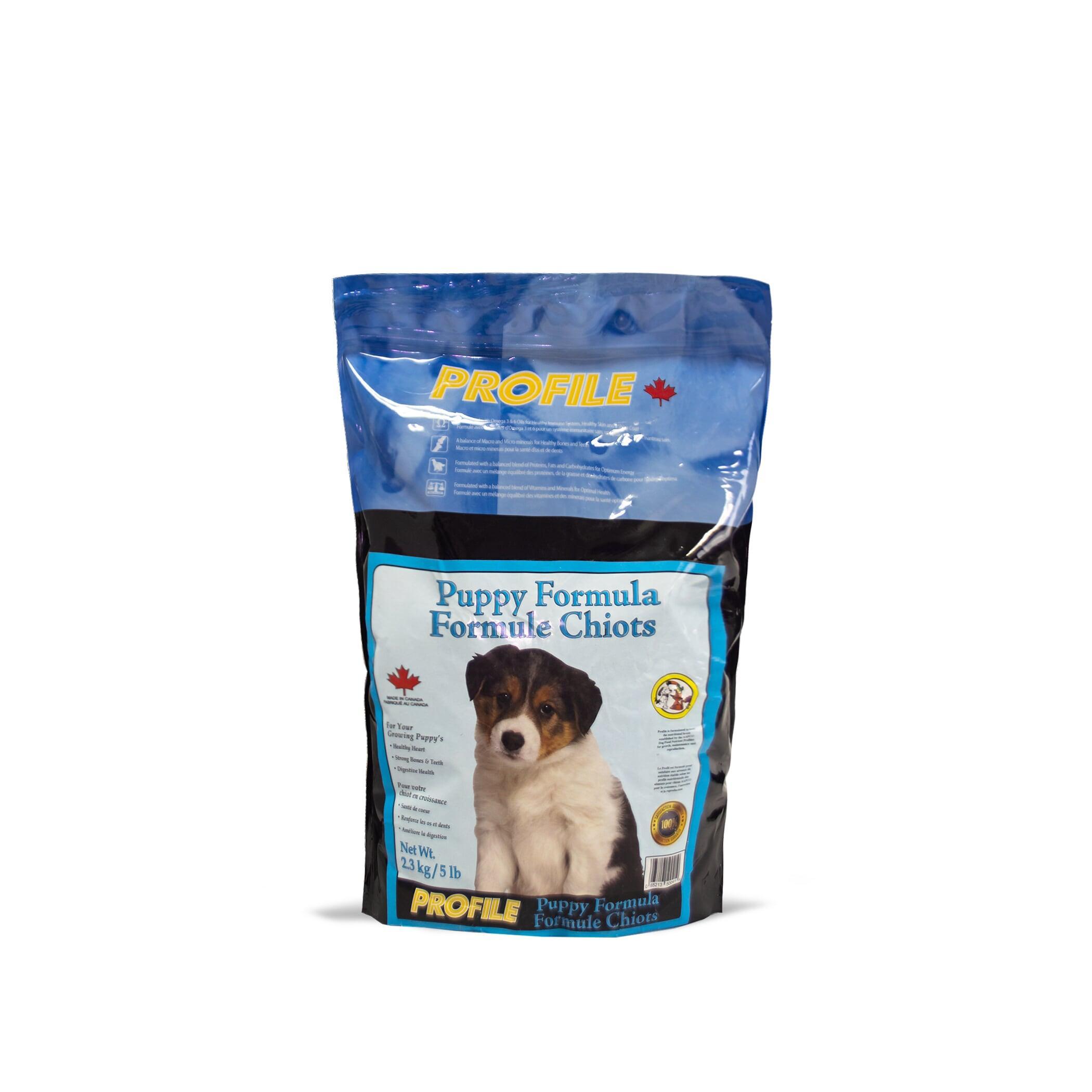Profile Puppy Dry Dog Food Image