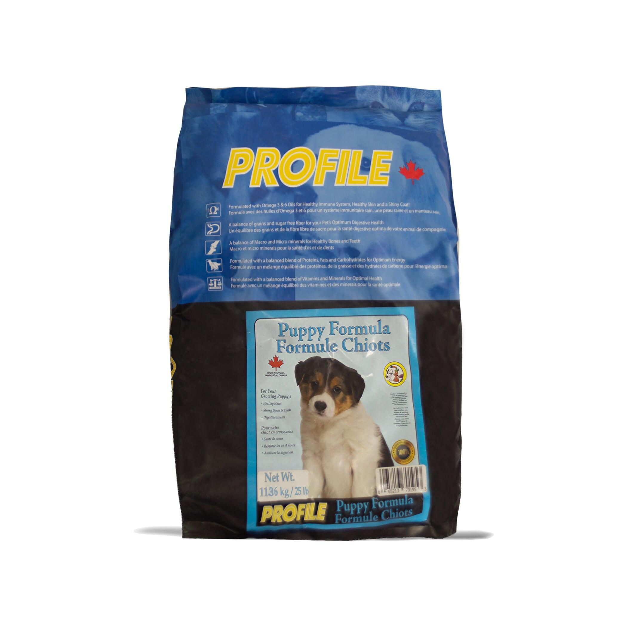 Profile Puppy Dry Dog Food, 11.36-kg