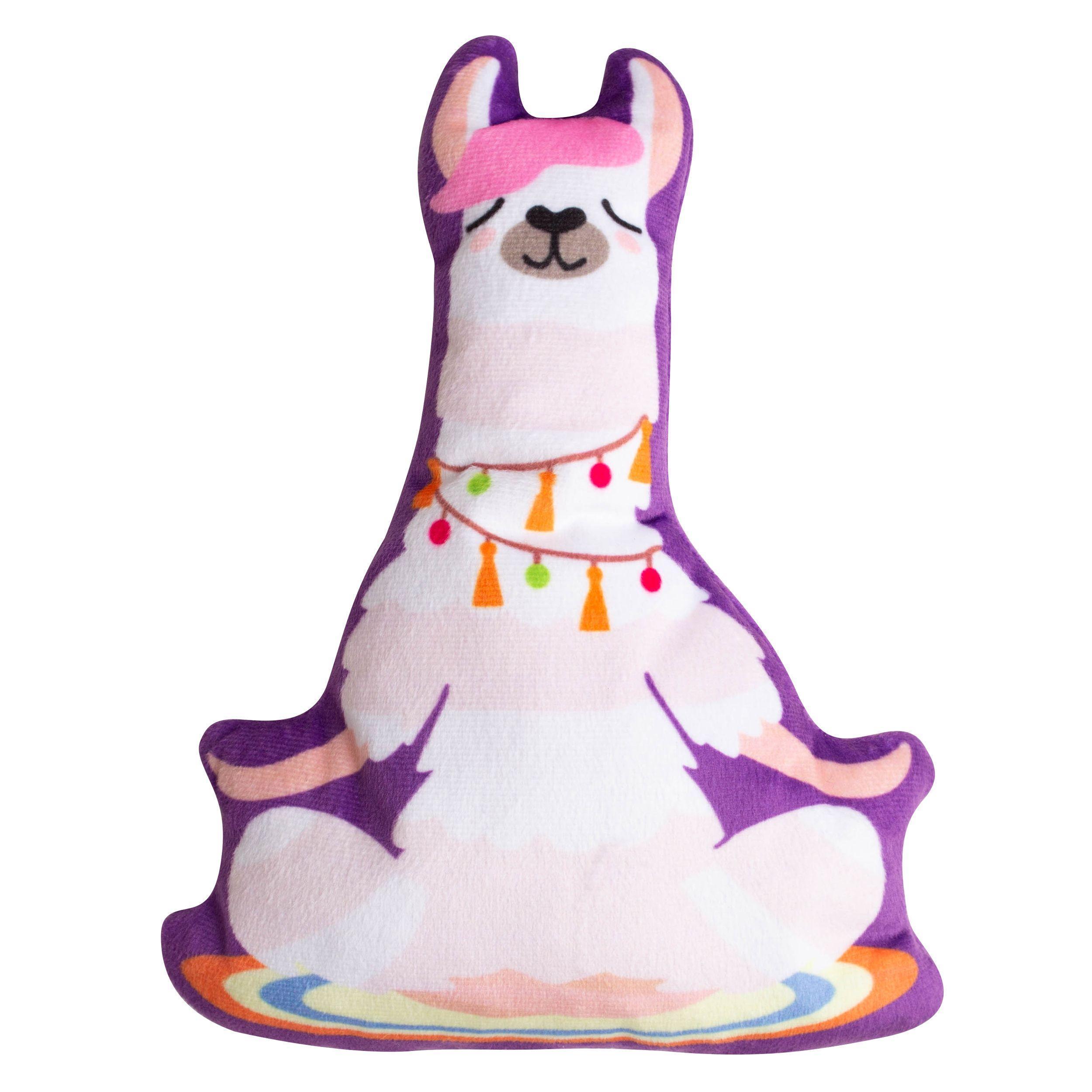 Snugarooz Llamaste Dog Toy, 9-in
