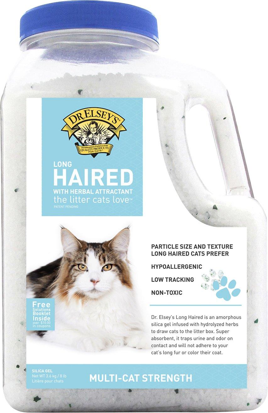 Dr. Elsey's Precious Cat Long Hair Litter, 8-lb jug