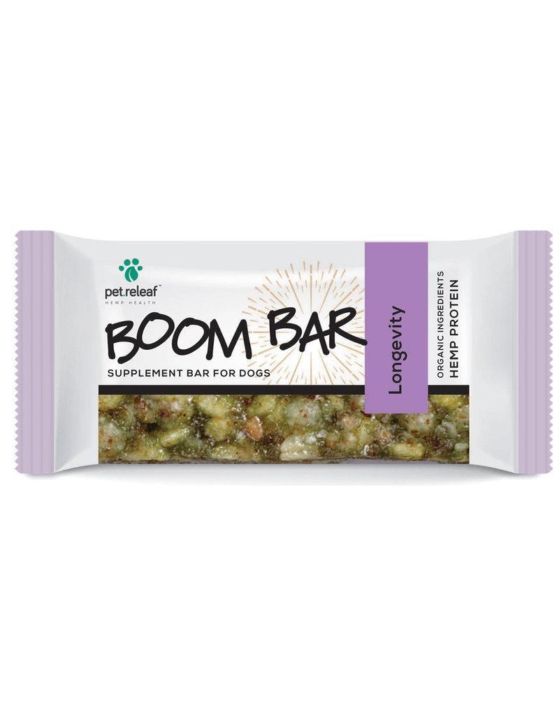 Pet Releaf Boom Bar Longevity H Dog Supplement, 1.6-oz