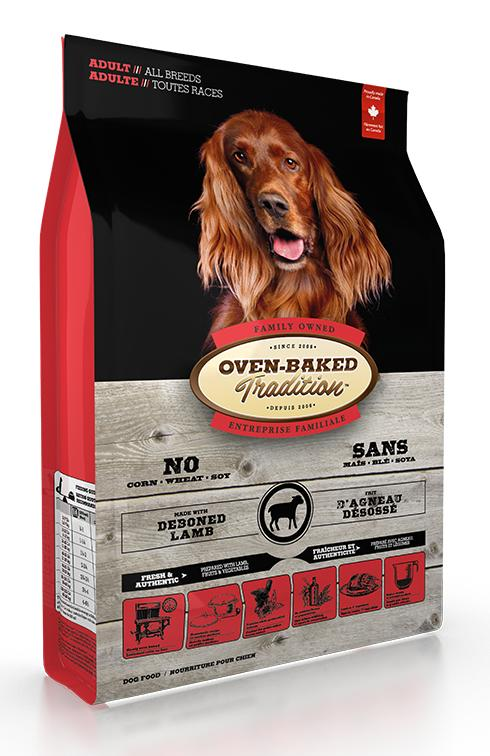 Oven-Baked Tradition Lamb Dry Dog Food, 12.5-lb