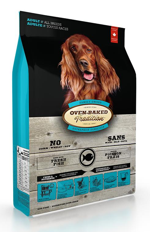 Oven-Baked Tradition Fish Dry Dog Food, 12.5-lb