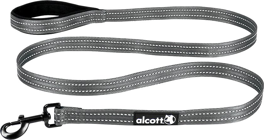 Alcott Adventure Dog Leash, Black Image