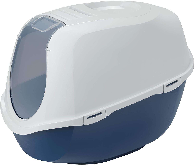 Moderna Smart Cat Litter Box, Blue