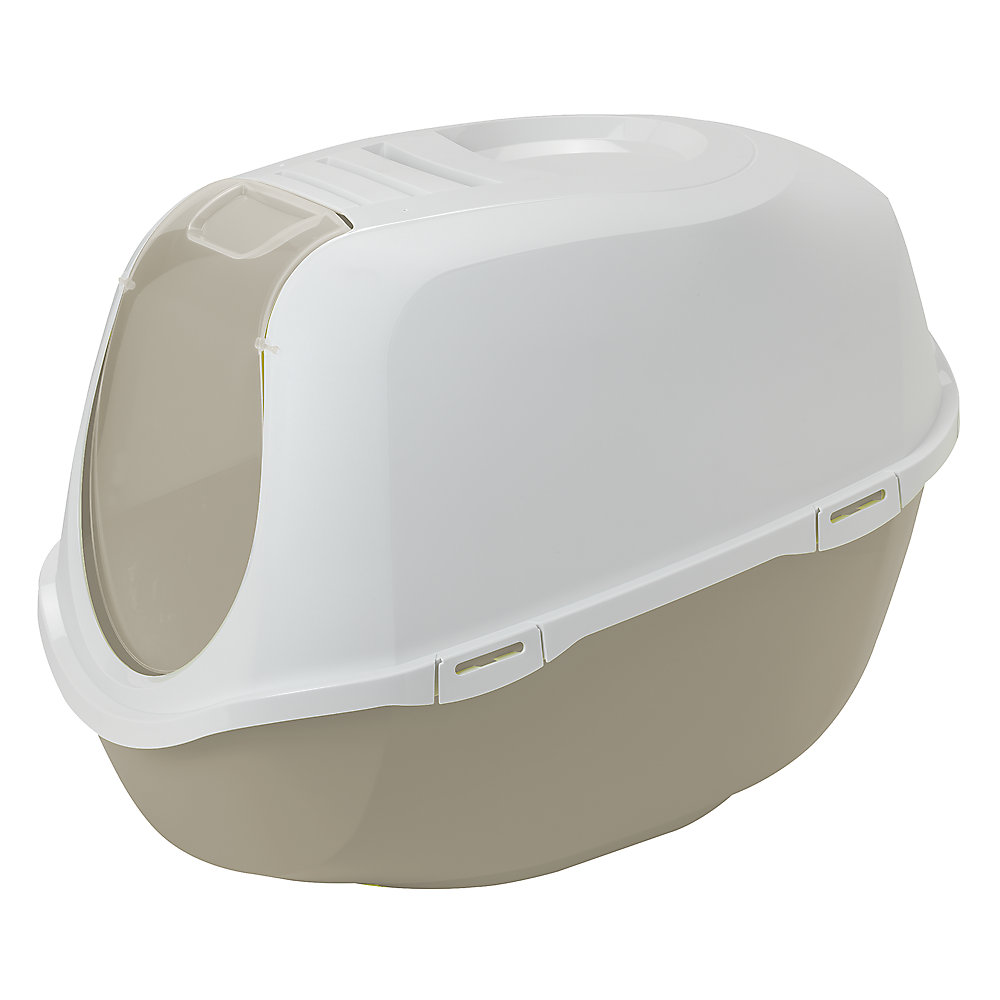 Moderna Smart Cat Litter Box, Grey