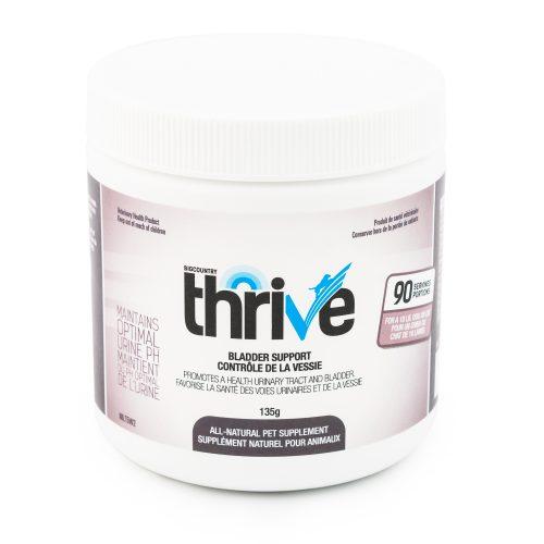 Thrive Bladder Support Dog & Cat Supplement, 135-g