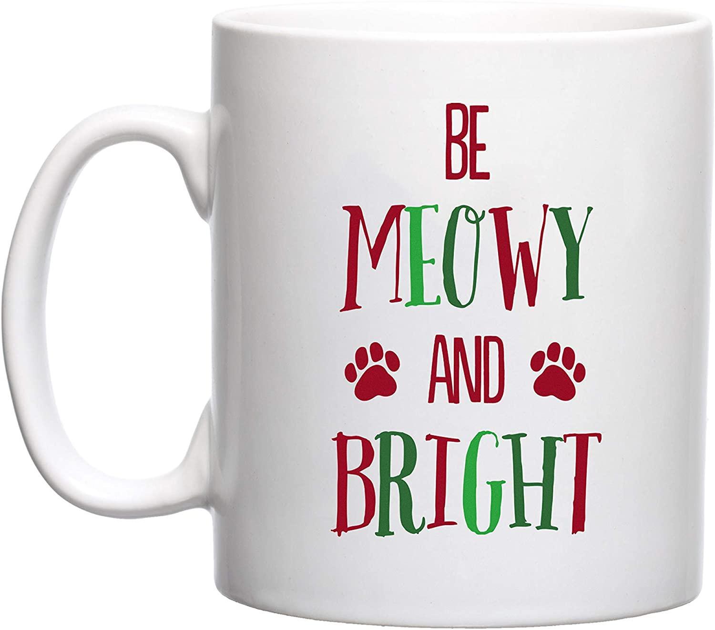 Pearhead Meowy & Bright Mug