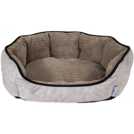 Petmate La-Z-Boy Daisy Cuddler Dog Bed, 24-in x 19-in