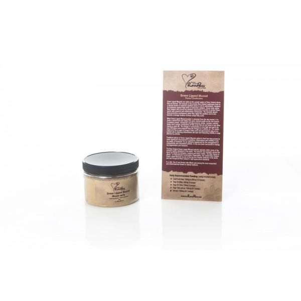 Raw Paw Green Lipped Mussel Powder, 180-g