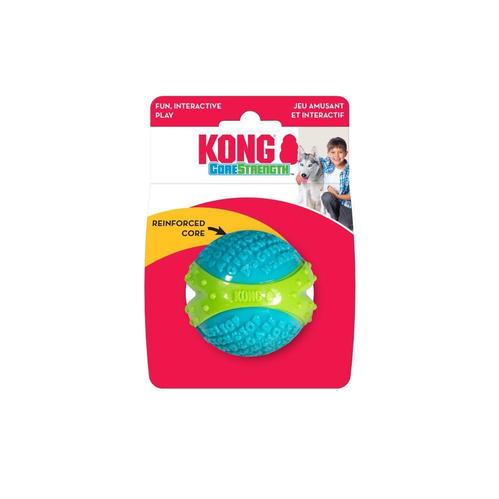 Kong Corestrength Ball Dog Toy, Medium