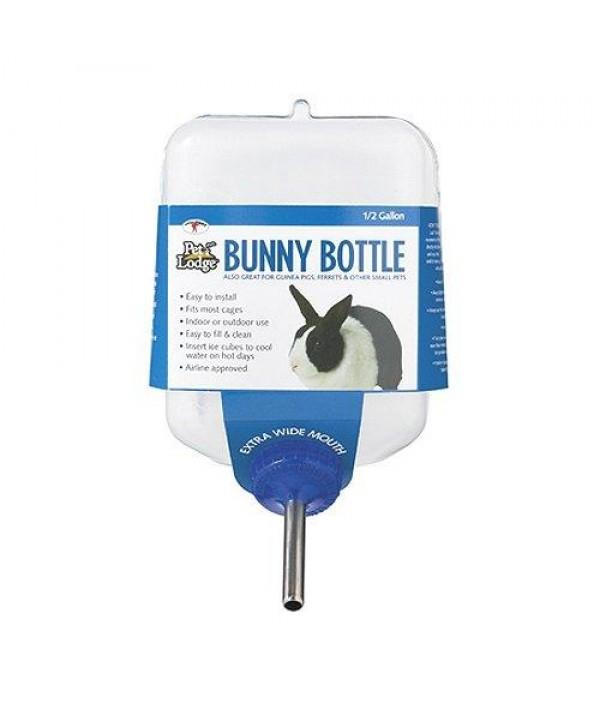 Miller Pet Lodge Bunny Bottle for Small Animals, 64-oz