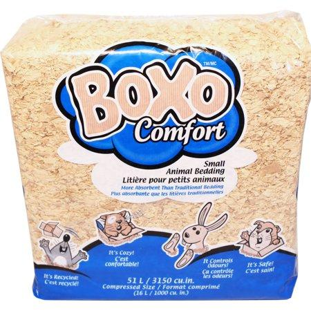 Pestell Boxo Comfort Small Animal Bedding, 51-L