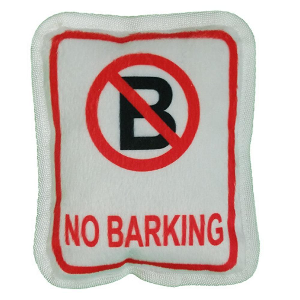 Bark Appeal No Barking Plush Dog Toy