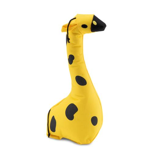 Beco George the Giraffe Recycled Soft Dog Toy, Large
