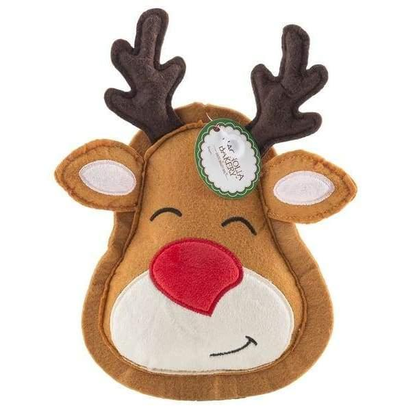 Haute Diggity Dog Wagnolia Bakery Holiday Reindeer Cookie Dog Toy