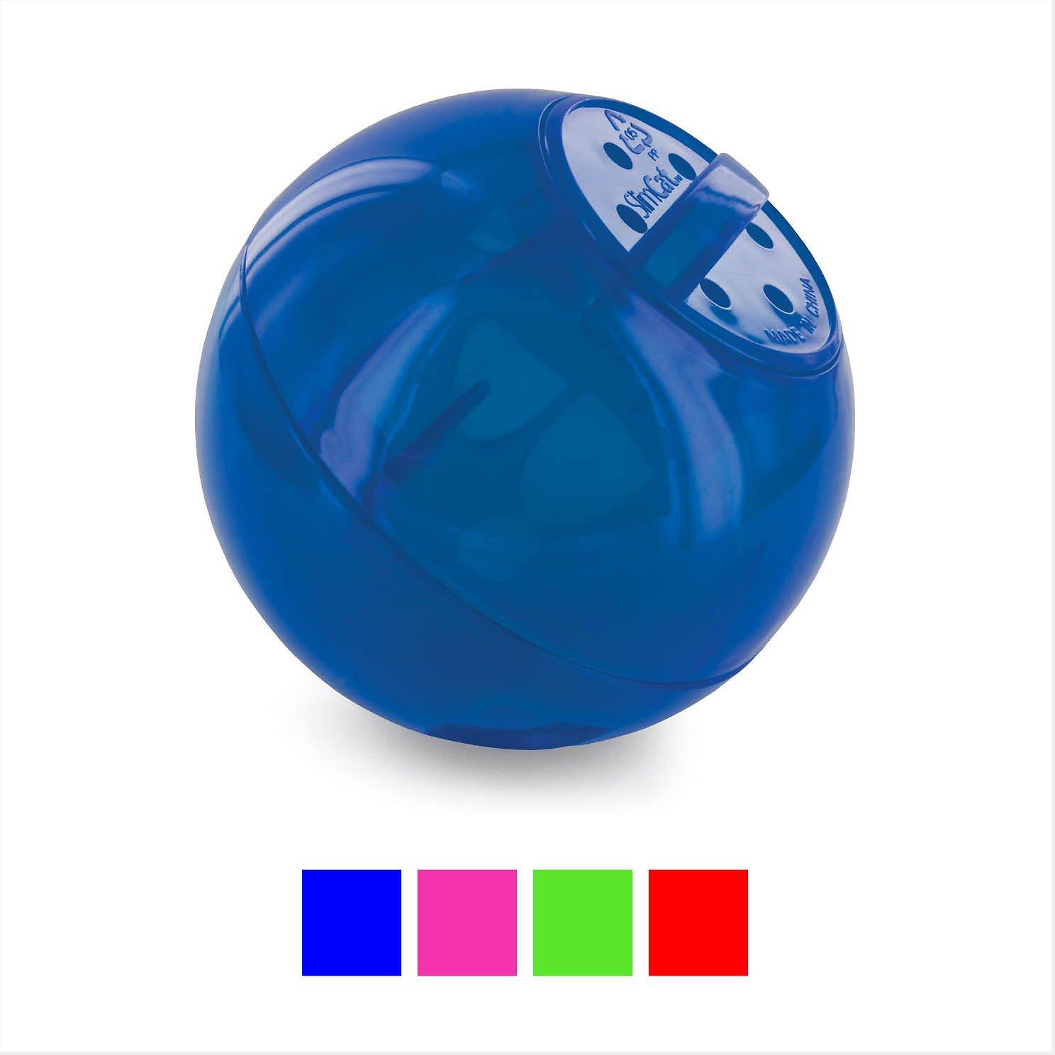 PetSafe SlimCat Interactive Cat Toy, Blue