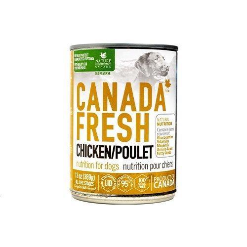 PetKind Canada Fresh Chicken Formula Wet Dog Food, 368-g