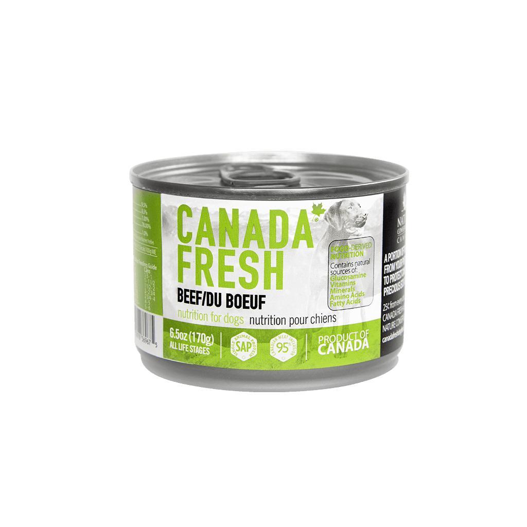 PetKind Canada Fresh Beef Formula Wet Dog Food Image