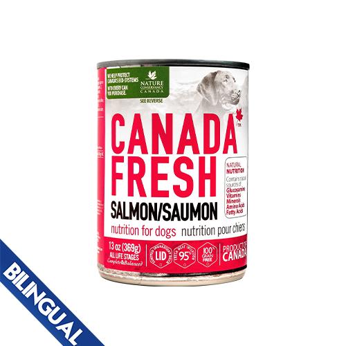 PetKind Canada Fresh Salmon Formula Wet Dog Food, 368-g