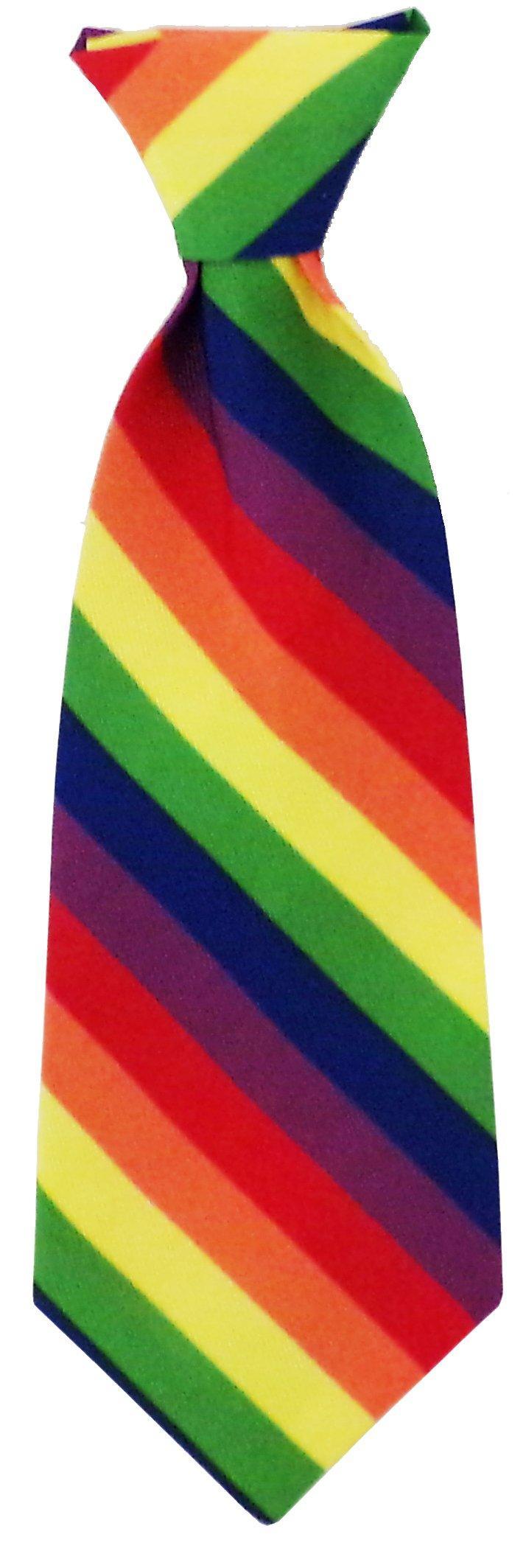 Huxley & Kent Dog Long Tie, Pride, Small