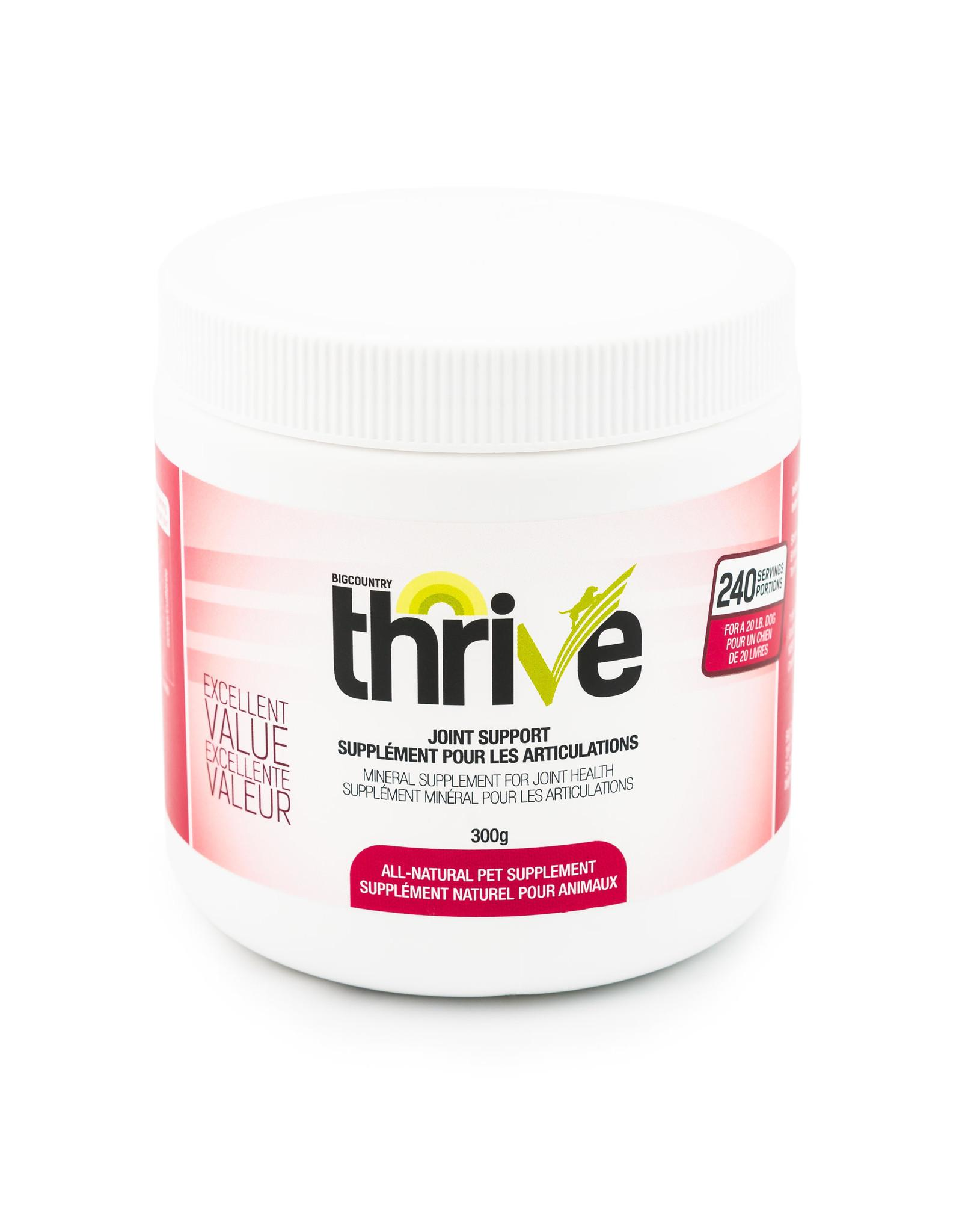 Thrive Joint Support Dog & Cat Supplement, 300-gram