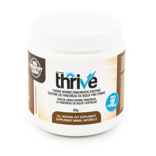 Thrive Bovine Pancreatic Enzyme Dog & Cat Supplement, 90-gram