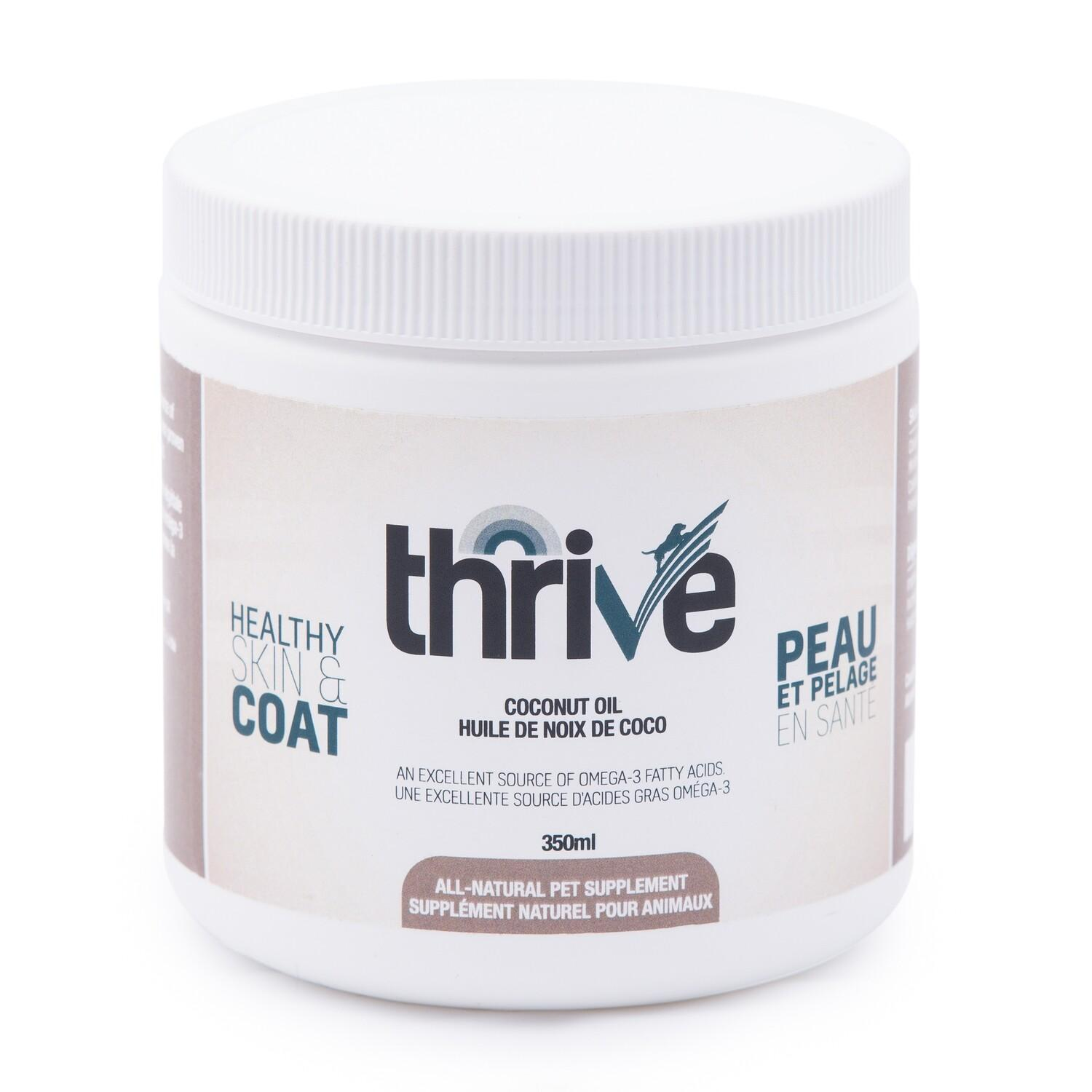 Thrive Coconut Oil Dog & Cat Supplement Image