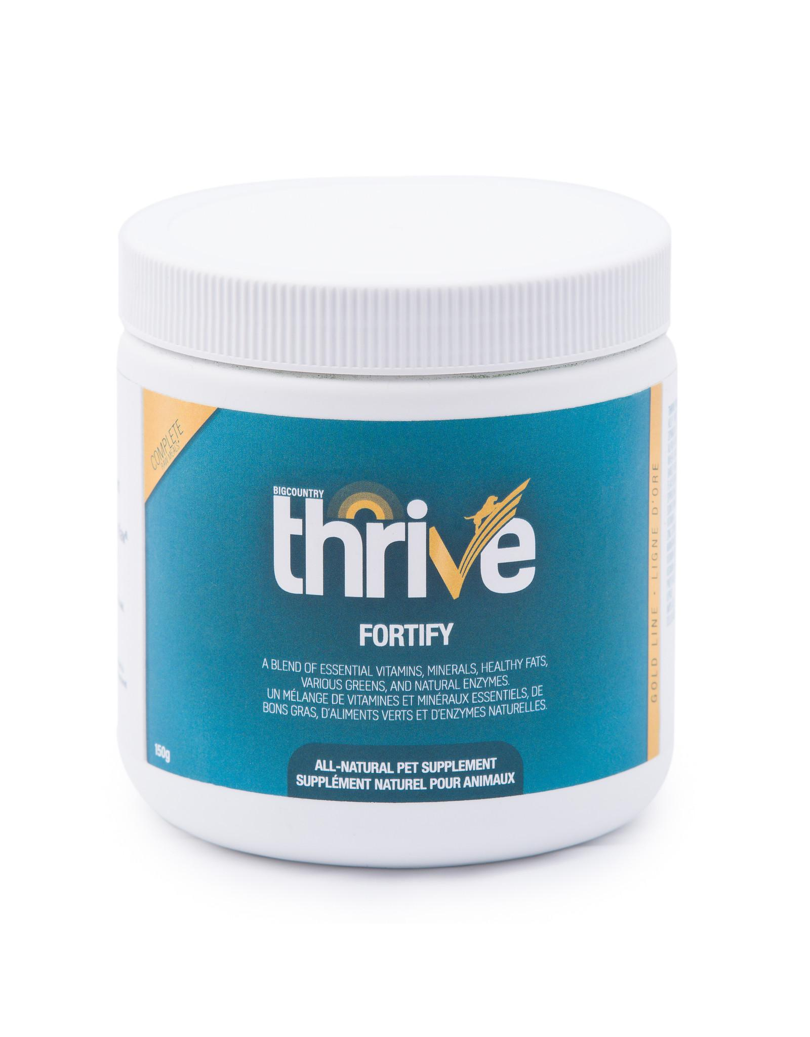 Thrive Gold Line Fortify Dog & Cat Supplement, 150-gram