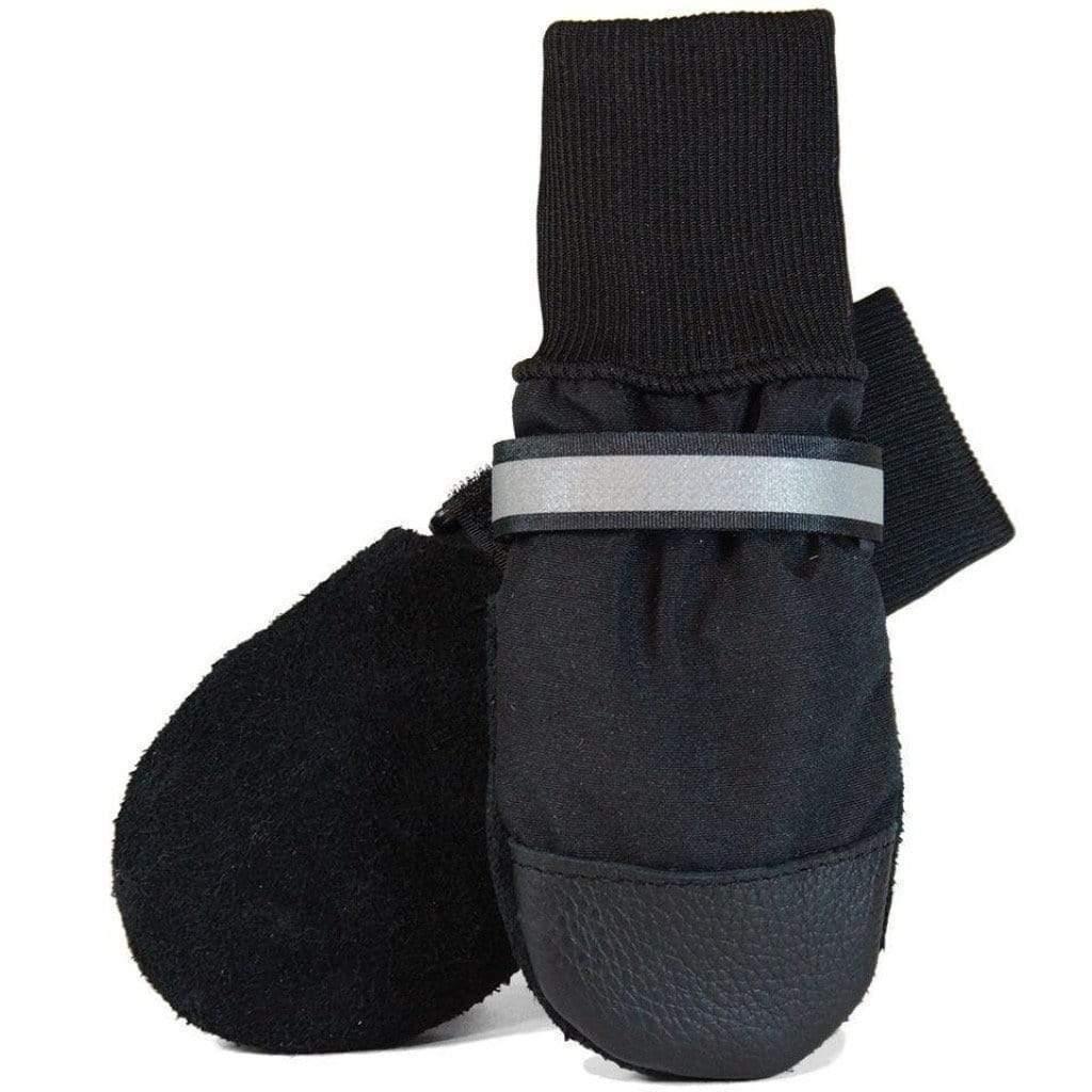 Muttluks Original All-Weather Dog Boots, Small, 4-pk