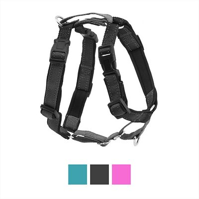 PetSafe 3 in 1 Dog Harness, Black, Small