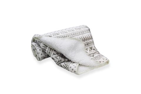 BeOneBreed Blanket Light Aztec