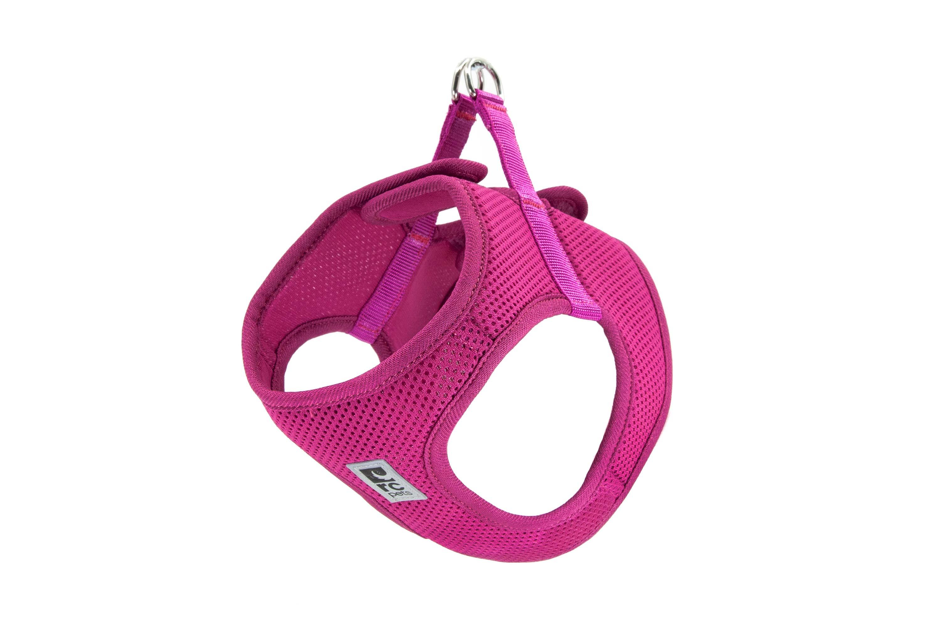 RC Pet Products Step In Cirque Dog Harness, Mulberry, Medium