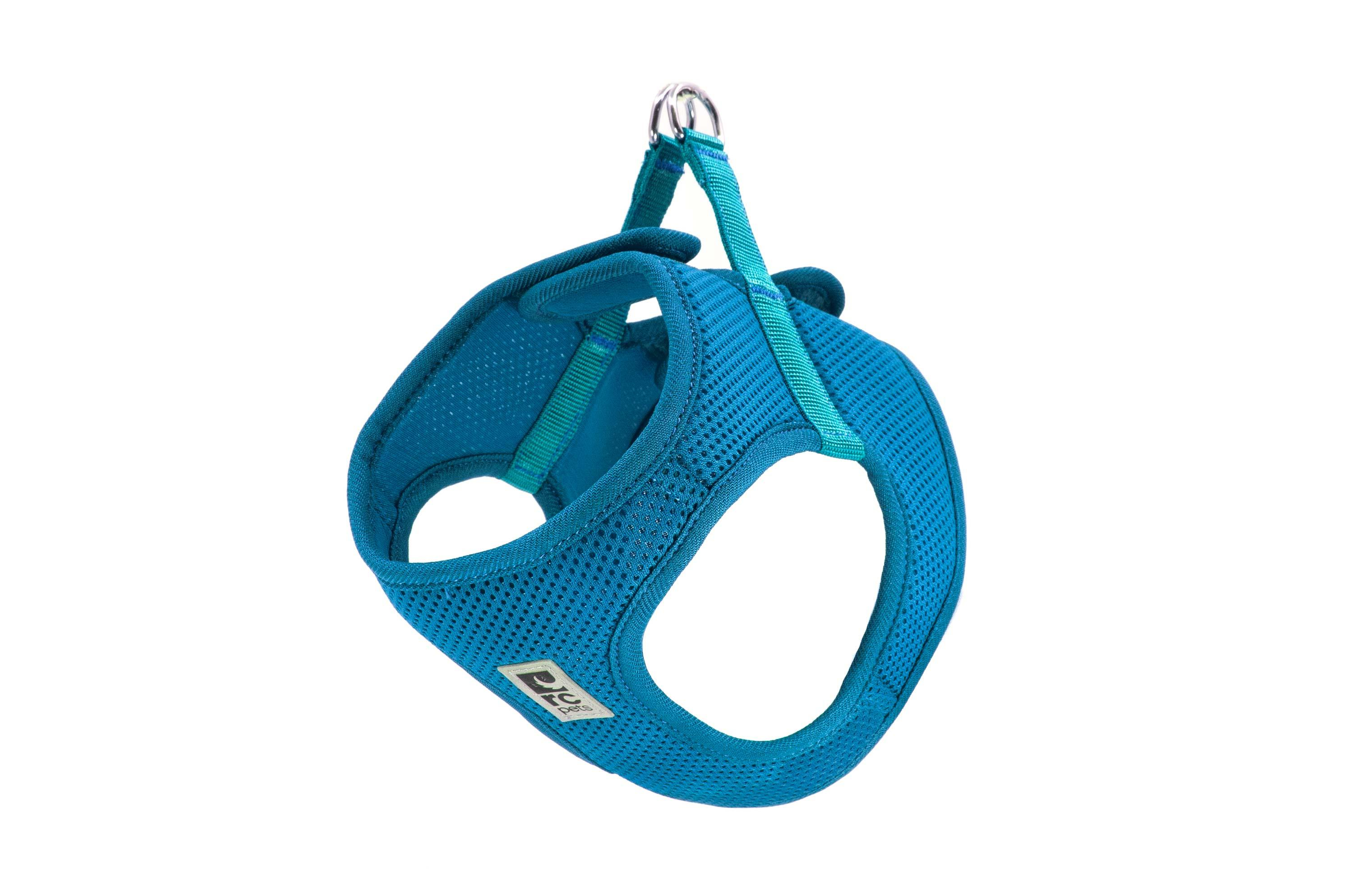 RC Pet Products Step In Cirque Dog Harness, Dark Teal, XX-Small