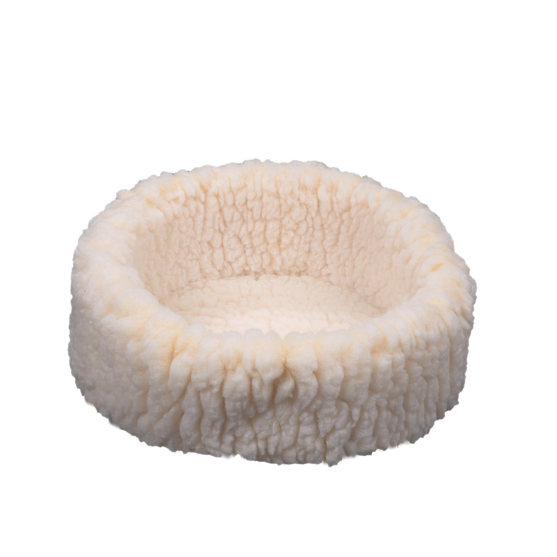 HuggleHounds HuggleSnuggler Cat Bed Image