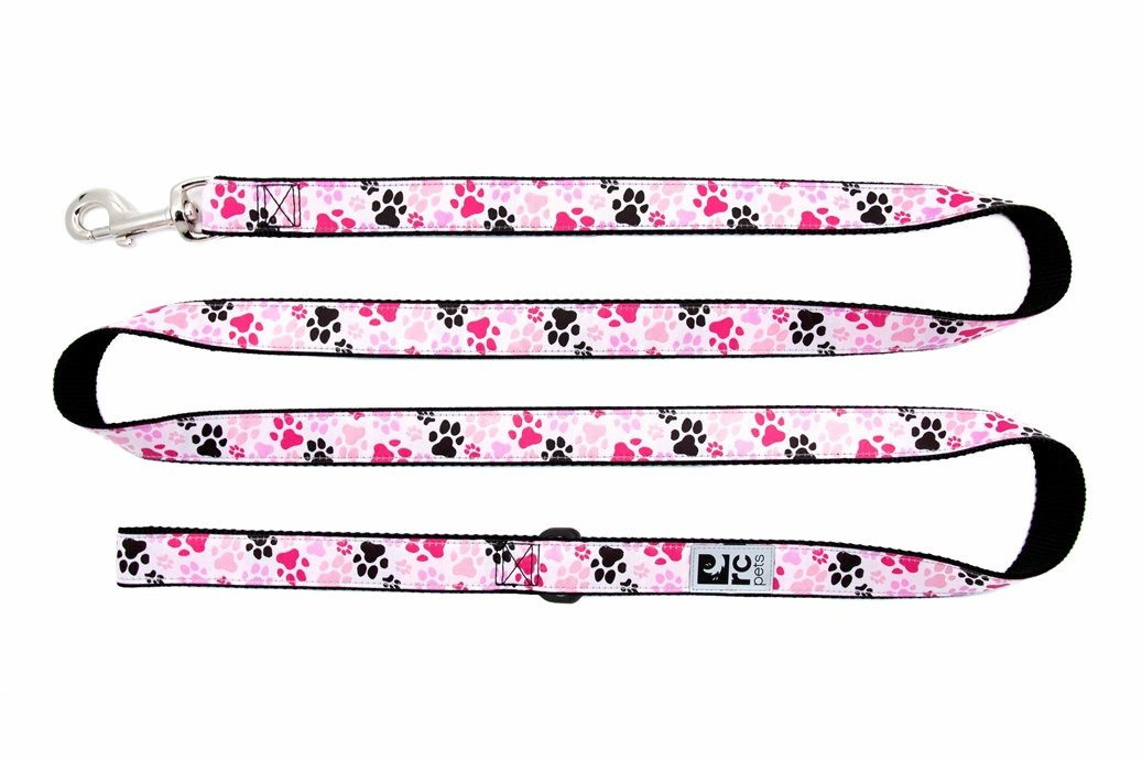 RC Pet Products Leash, Pitter Patter Pink Image