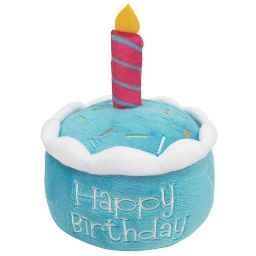 FouFou Birthday Cake, Blue