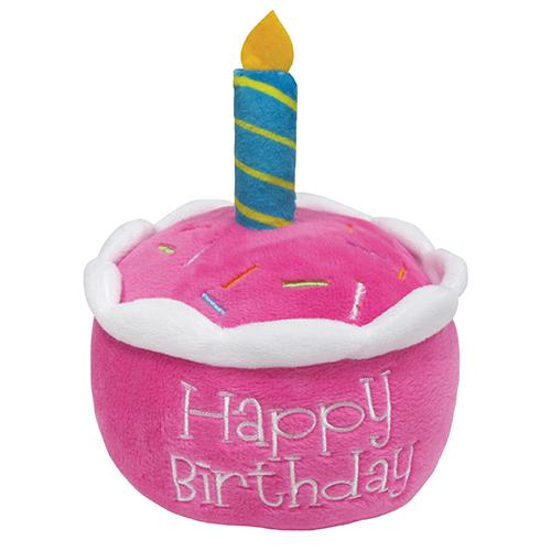 FouFou Birthday Cake, Pink Image