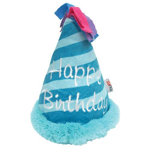 FouFou Birthday Hat, Blue