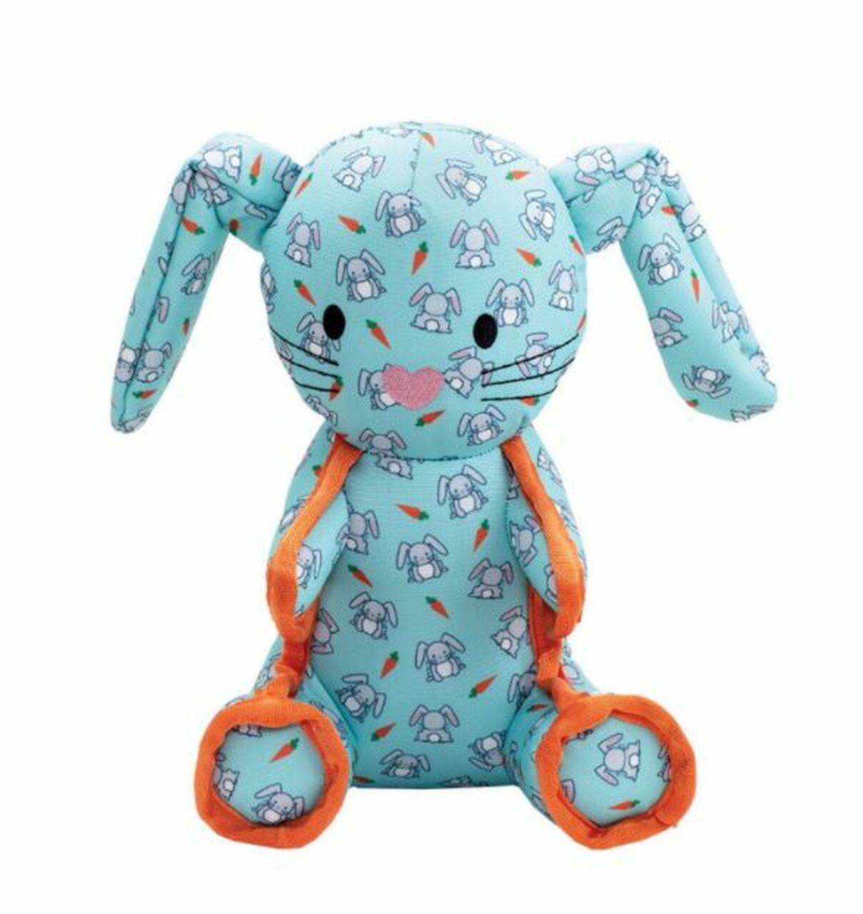The Worthy Dog Bunny Dog Toy, Large