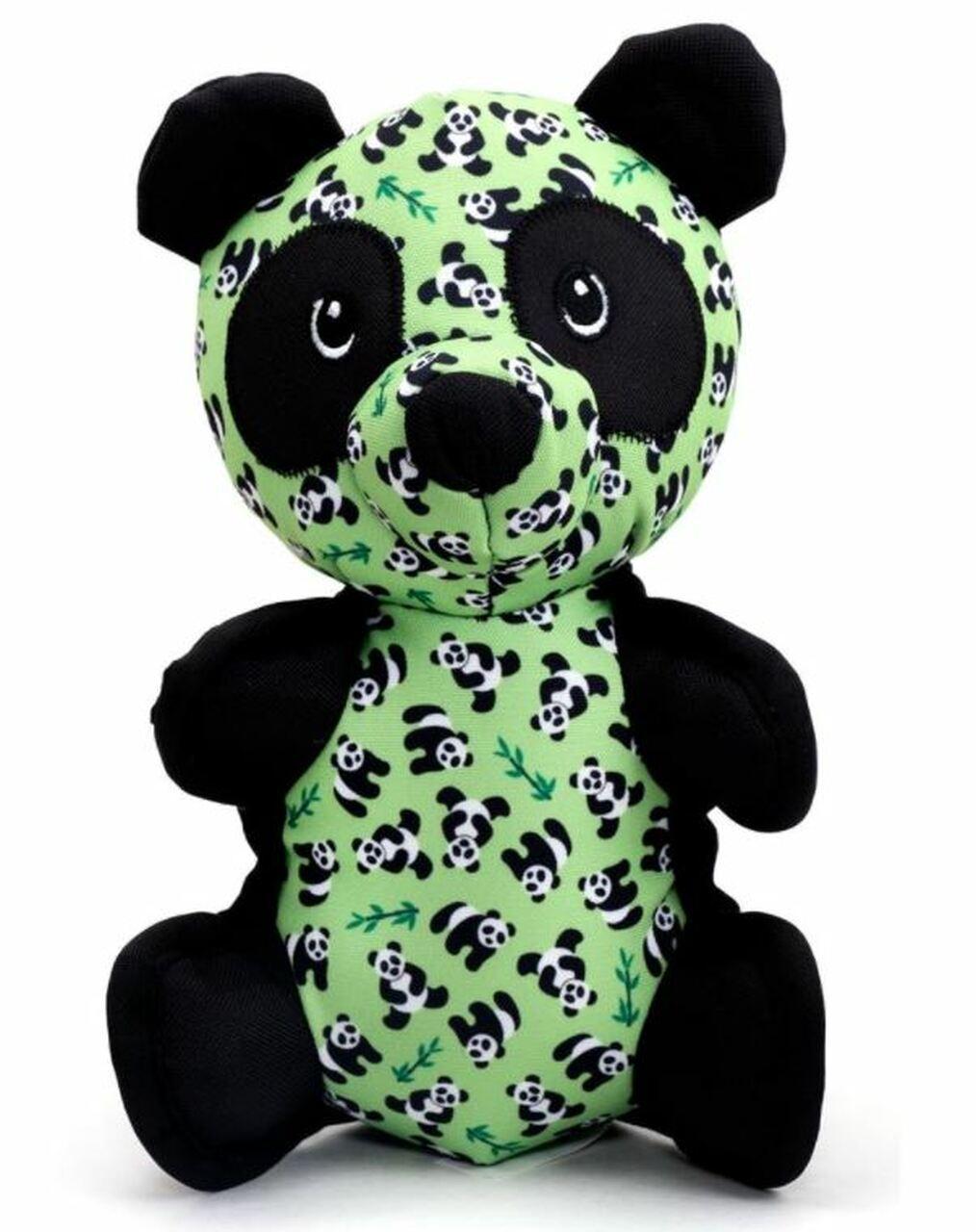 The Worthy Dog Panda Dog Toy, Small