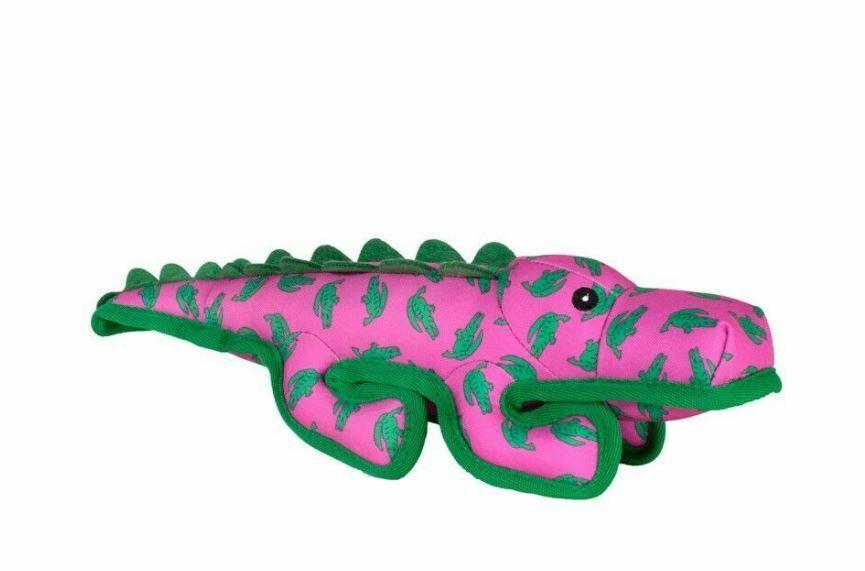 The Worthy Dog Gator Dog Toy, Small