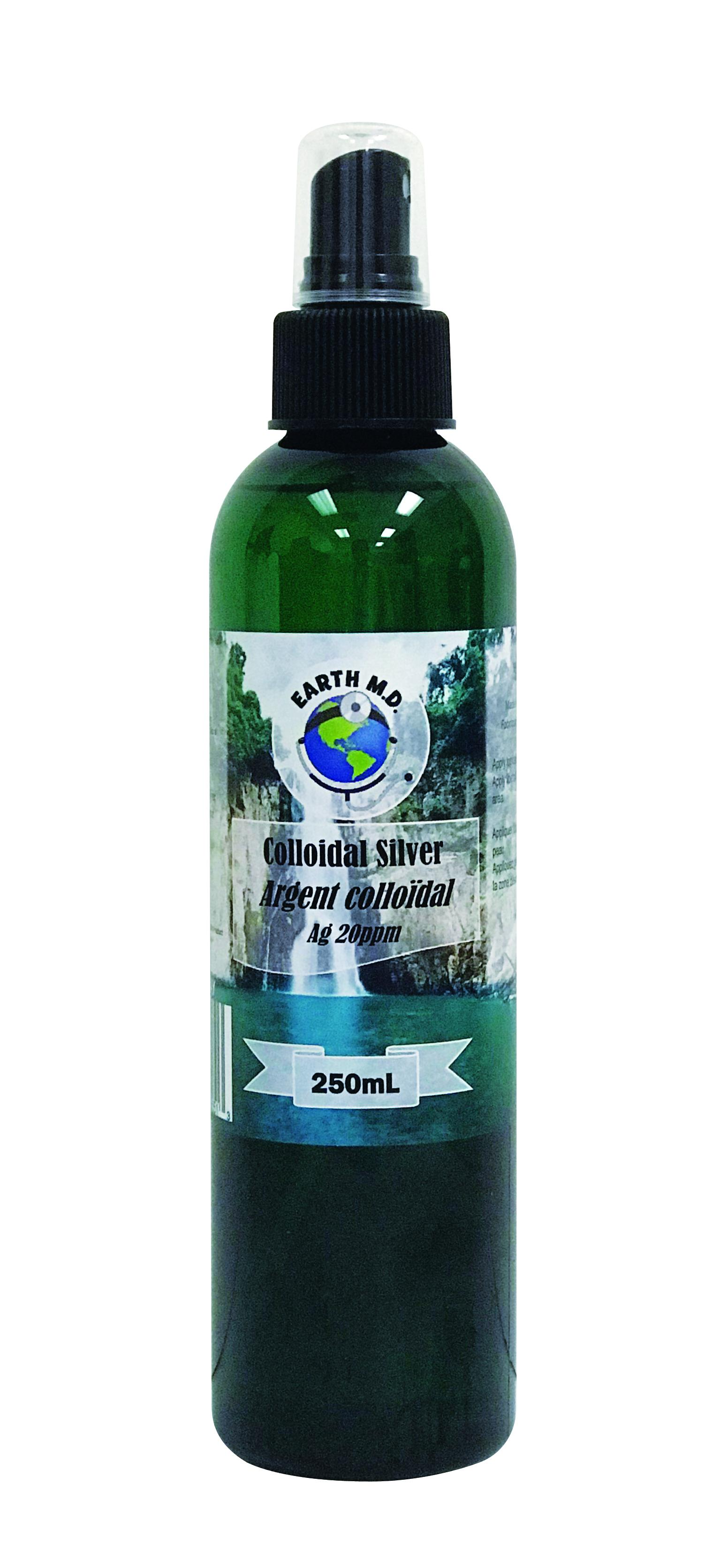 Earth M.D. Colloidal Silver for Pets, 250-mL