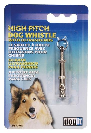 Dogit High Pitch with Ultrasounds Whistle for Dogs Image