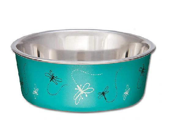 Loving Pets Dragonfly Bella Bowl for Dogs Image