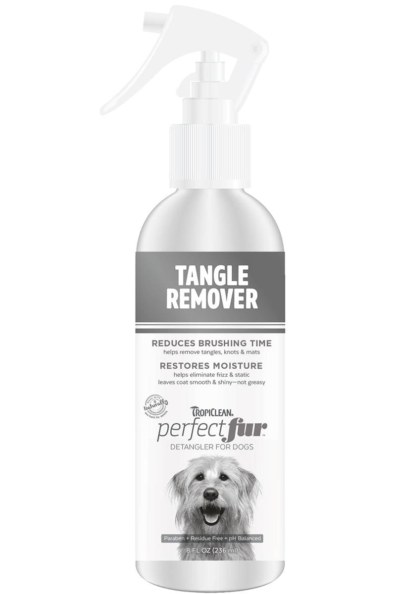 TropiClean PerfectFur Tangle Remover Spray for Dogs Image