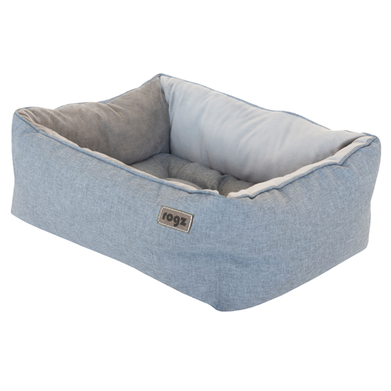 Rogz Cosmo 3D Pod Bed, Grey Image