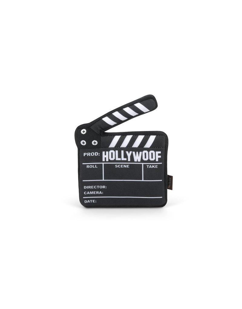 P.L.A.Y. Hollywoof Cinema Doggy Director Board Dog Toy